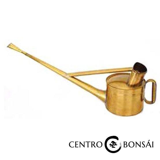 Regadera bonsái de cobre de 4 litros