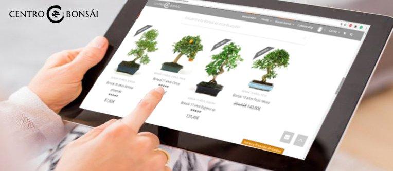 Bonsai Tienda Online