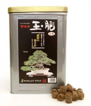 Abono orgánico Joy Tamahi mediano 8 kg