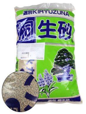 Sustrato KIRYUZUNA SHOHIN grano de 2mm 18 l. aprox.