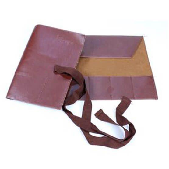 RYUGA Estuche enrollable de piel 26x60cm