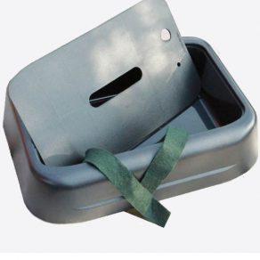hidrobonsai de plastico abierto